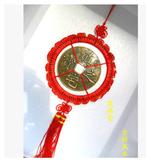 纯铜中国结